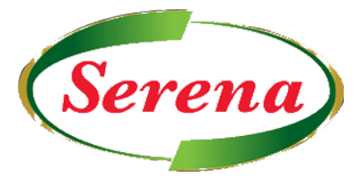 Serena Foods developed using Wordpress